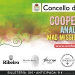Vuelve Enofestival Ourense, música y vino en pleno centro de la ciudad.